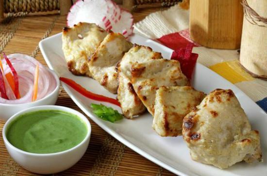 murg malai kabab - Murg Malai Kabab