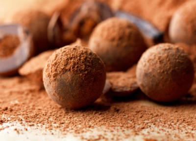rich chocolate truffles - Chocolate Truffles
