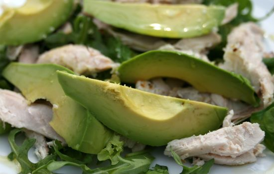 chicken avocado salad - Chicken Avocado Salad