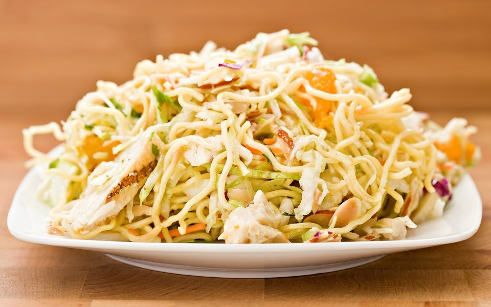 chinese chicken salad - Chinese Chicken Salad