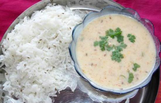 gujarati kadhi - Gujarati Kadhi