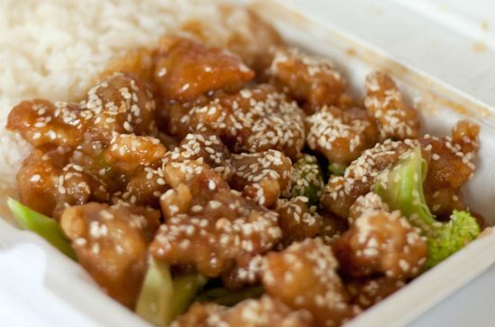 sesame chicken - Sesame Chicken