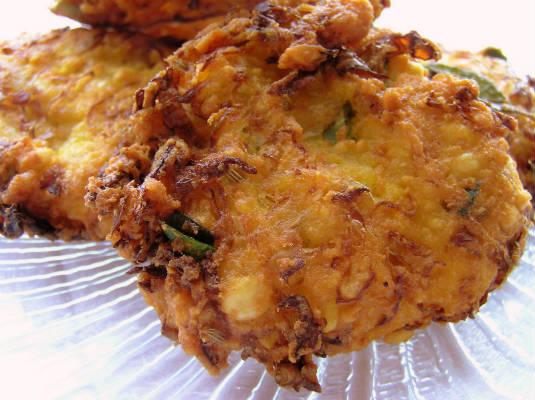 cabbage vadai - Cabbage Vadai