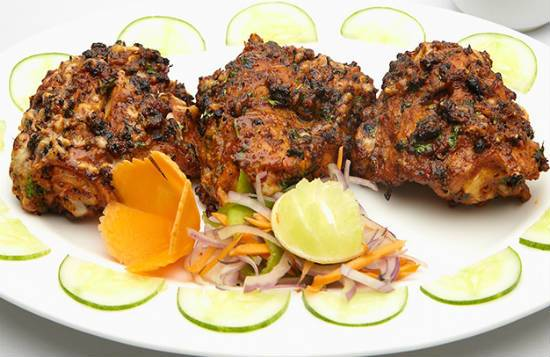 black pepper chicken - Murgh Kali Mirch (Black Pepper Chicken)