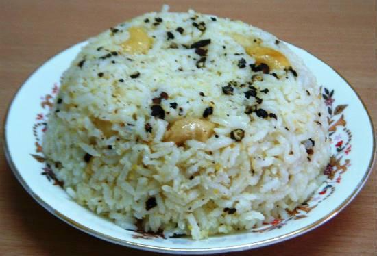 Milagu Sadam (Black Pepper Rice)