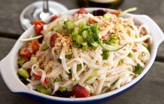 thai noodle salad - Thai Noodle Salad