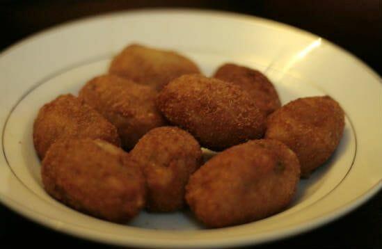 potato cutlets - Potato Cutlet