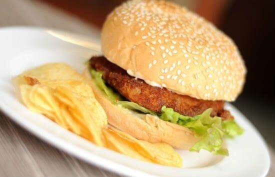 fish burgers - Fish Burger