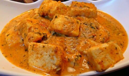 Tomato Paneer