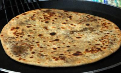 Keema Chapati