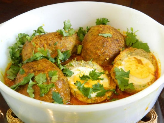 Nargisi Kofta Curry Recipe