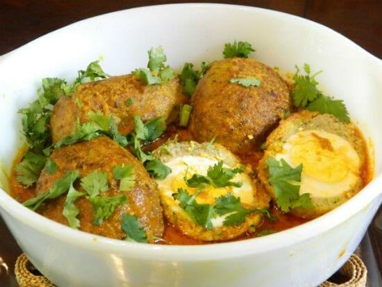 Nargisi Kofta Curry Recipe