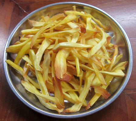 jackfruit chips - Jackfruit Chips
