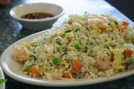 shrimp fried rice - Shrimp Fried Rice
