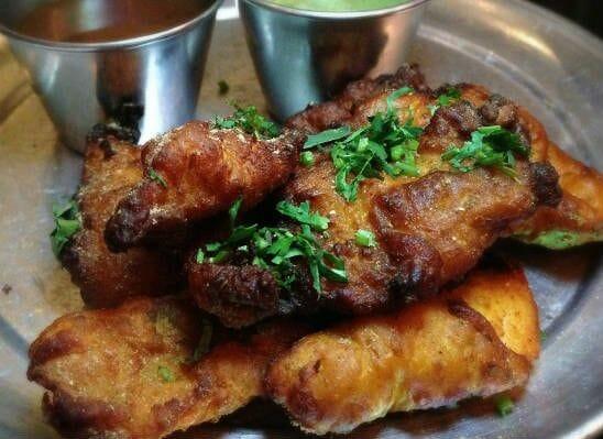 amritsari fish fry - Amritsari Macchi