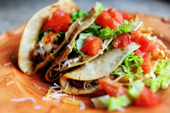 chicken tacos - Chicken Tacos