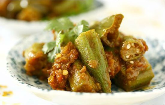 Bhindi Tomato Masala