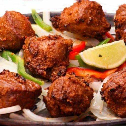 Mutton Boti Kebab