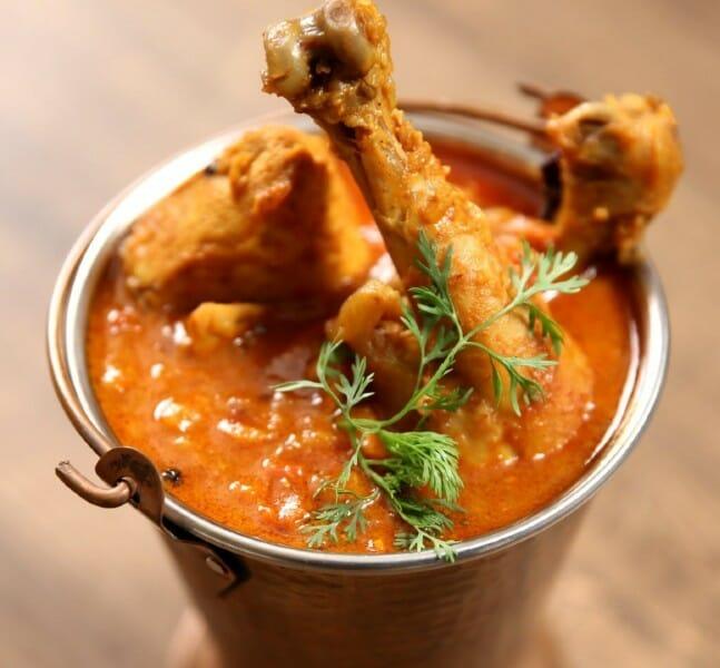 balti chicken - Balti Murgh