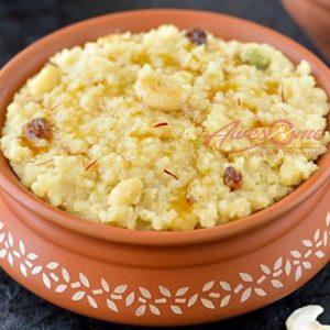 Mixed Dal Sakkarai Pongal