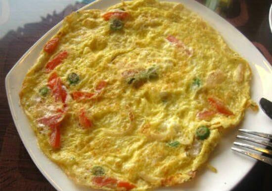 Paneer Omelette