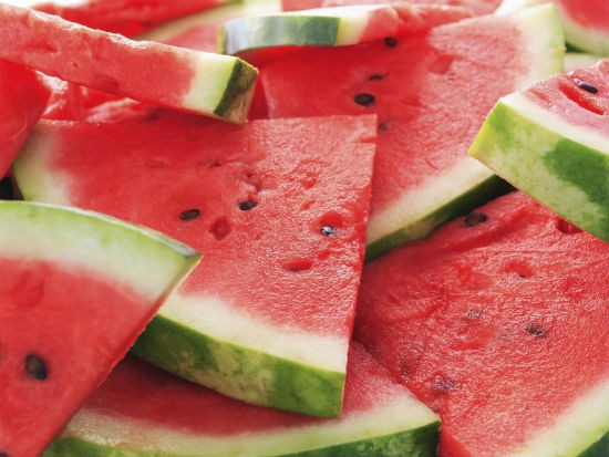 Watermelon - 10 Must Have Foods to Beat the Summer Heat