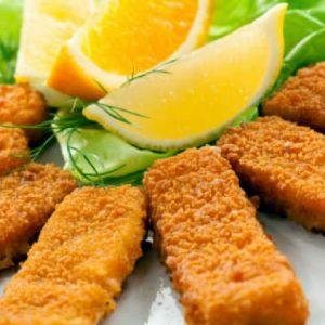 Masala Fish Fingers