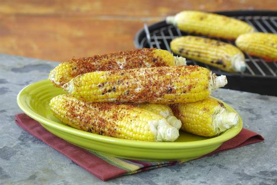 grilled mexican corn - Grilled Mexican Corn