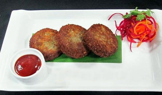 mutton cutlet - Mutton Cutlet