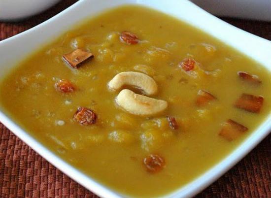 chakka pradhaman - Top 20 Popular Recipes for Onam Sadhya