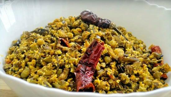 ethakka thoran - Top 20 Popular Recipes for Onam Sadhya