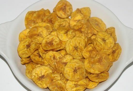 ethakka upperi - Top 20 Popular Recipes for Onam Sadhya