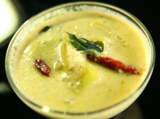 mor kuzhambu - Top 20 Popular Recipes for Onam Sadhya