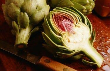 Artichoke Hearts - Artichoke Salad