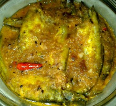 Bengali Fish Curry 380x346 - Fried Ice Cream