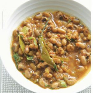 Black-Eyed Pea Curry
