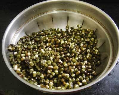 Black Gram Karuppu Ulundu Sundal Recipe Awesome Cuisine