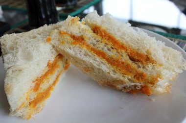 Carrot Ginger Sandwich 380x251 - Prawn Curry with Coconut