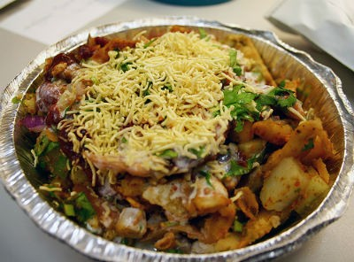 Cheese Chaat