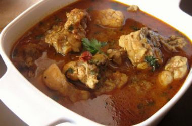 Chicken Curry without Coconut 380x250 - Chicken Curry without Coconut