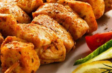 Chicken Kabab 380x250 - Murgh Soya Kebab