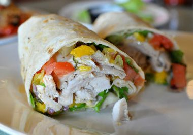 Chicken Mango Wrap 380x266 - Macchi Patia