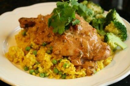 Chicken Masala Nirachathu