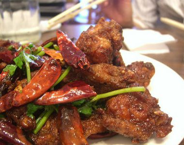 Chilli Fried Chicken 380x300 - Pickled Salted Fish