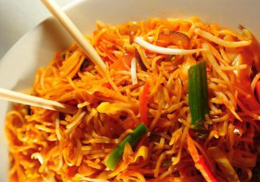 Chilli Garlic Noodles 380x266 - 10 Ways to Healthy Eating