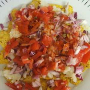 Chips Chaat