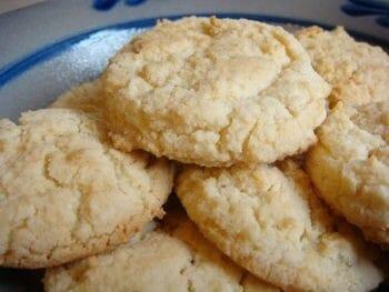 Coconut Cookies - Boiled Eggs