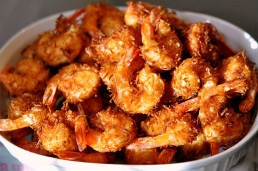Coconut Shrimp - Coconut Shrimp