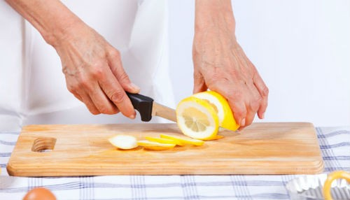 Cooking with Arthritis
