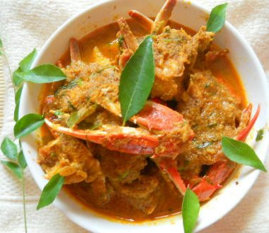 Crab Curry with Coconut 380x329 - Classic Aioli